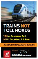 trains not tolls
