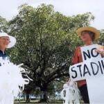 1999 No Stadiums Protest -5