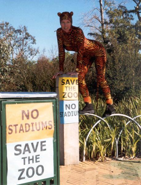 1999 No Stadiums Protest -6