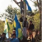 1999 Stadium Blockade - 2