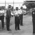 1999 Stadium Blockade - 4