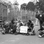 1999 Stadium Blockade - 5